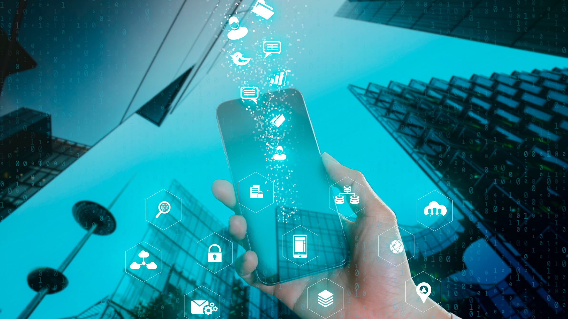 Smart Cities: 22 Questions To Answer With Mobile Data