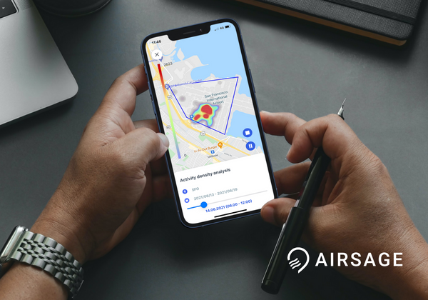 AirSage Launched the Industry's First Free Mobile Location Data Application